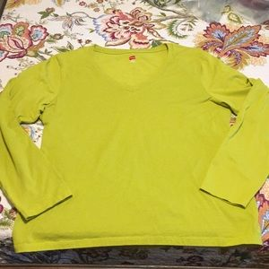 Lemon lime tee